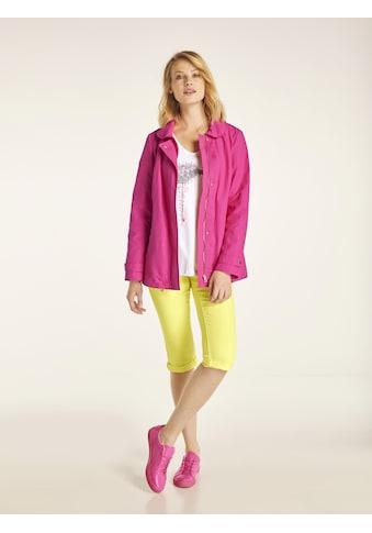 T-Shirt mit Flamingo-Applikation kaufen