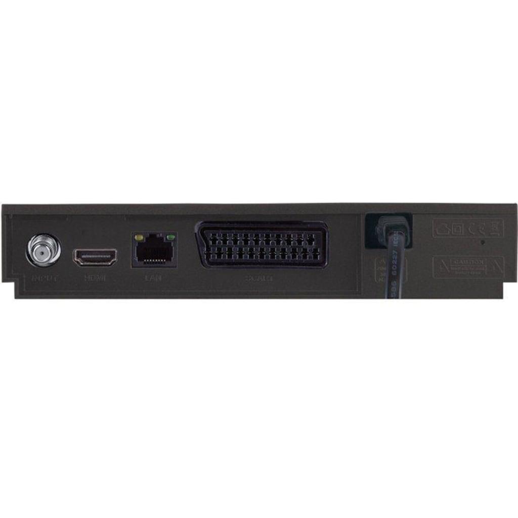 TELESTAR HDTV-Satelliten Receiver (HDMI, SCART, USB, PVR Ready) »digiHD TS7«