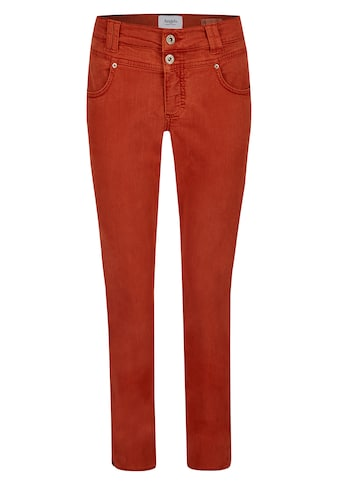 ANGELS Skinny-fit-Jeans, 'Skinny Button' in Coloured Denim kaufen