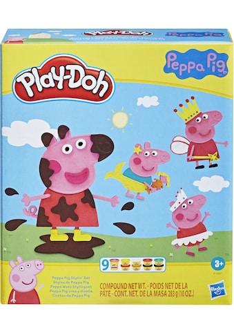 Hasbro Knete »Play-Doh Peppa Wutz Stylingset« kaufen