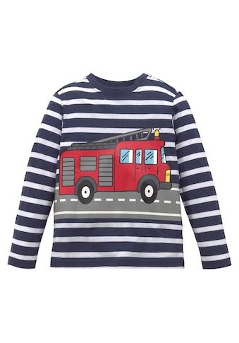 Arizona Langarmshirt »Feuerwehr« kaufen