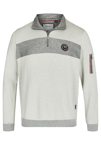 Hajo Sweatshirt, mit Flächenteilereinsatz kaufen