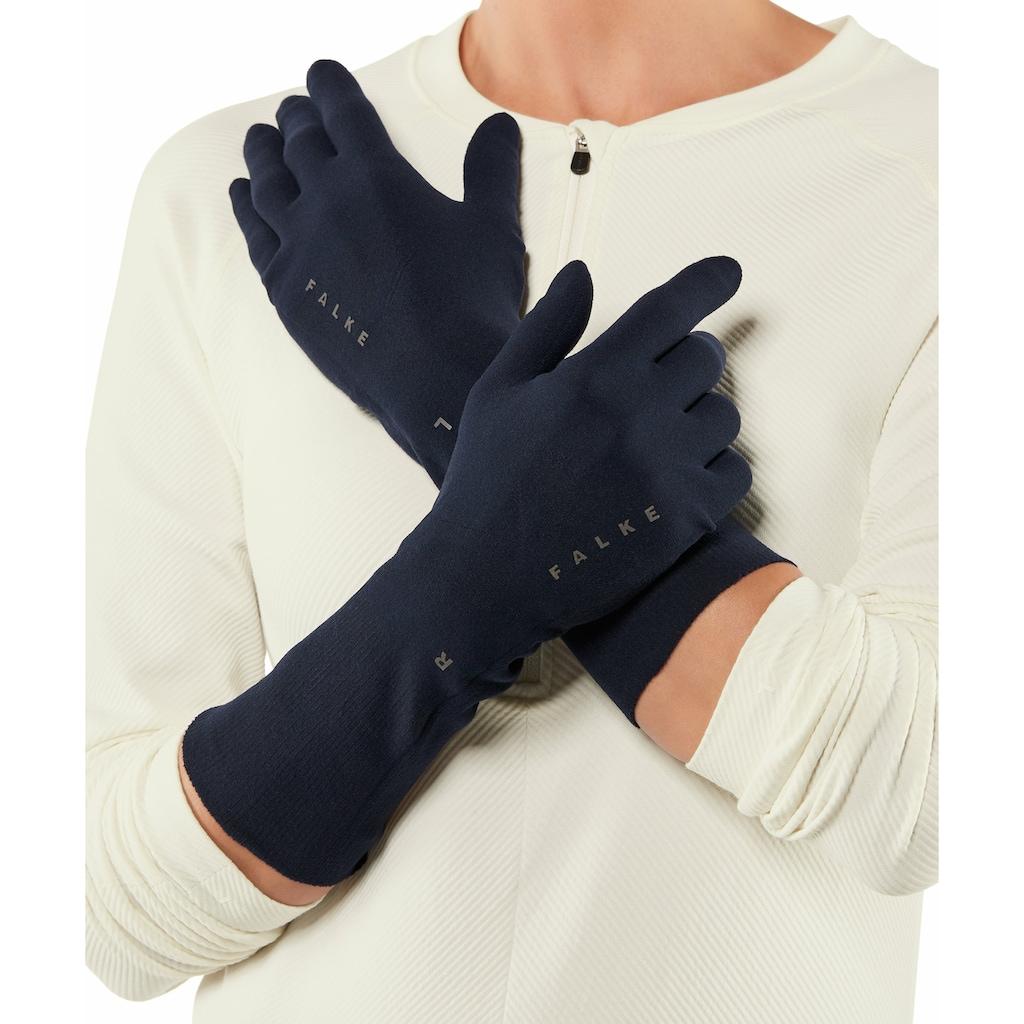 FALKE Multisporthandschuhe »Handschuhe«, (1), leichte Sporthandschuhe