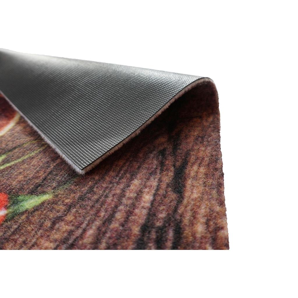 ASTRA Küchenläufer »Miabella 1669«, rechteckig, 7 mm Höhe, In -und Outdoor geeignet