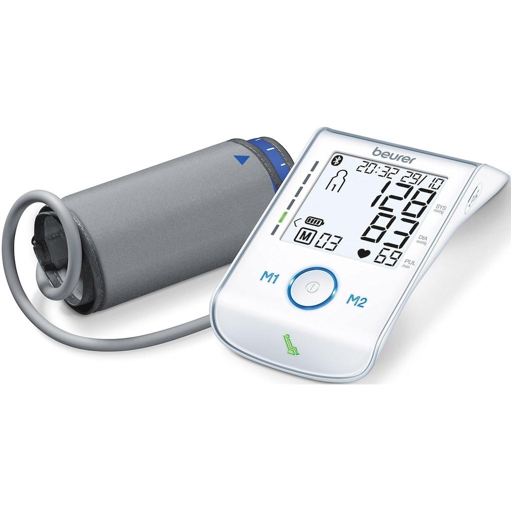 BEURER Oberarm-Blutdruckmessgerät »BM 85 BT«