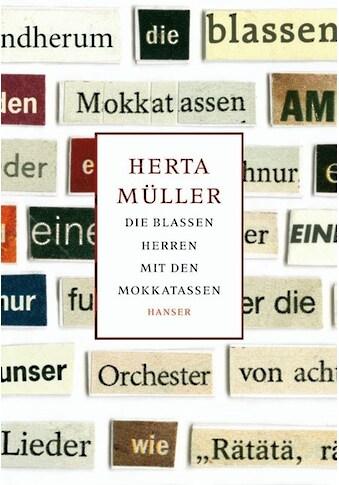 Buch »Die blassen Herren mit den Mokkatassen / Herta Müller« kaufen