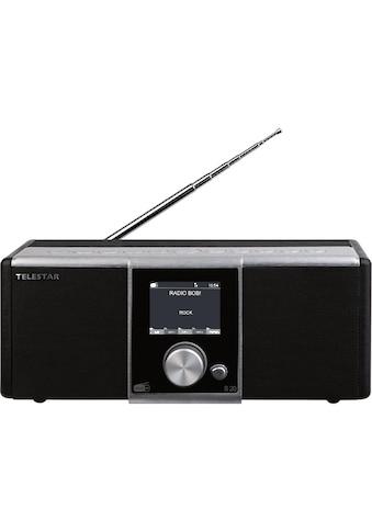 TELESTAR Digitalradio (DAB+) »S 20 Digitalradio«, (Digitalradio (DAB+)-UKW mit... kaufen