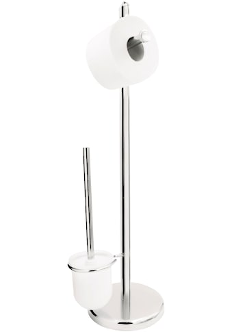 RIDDER WC - Bürstengarnitur »Adelaide«, mit WC - Bürste und Toilettenpapierhalter kaufen
