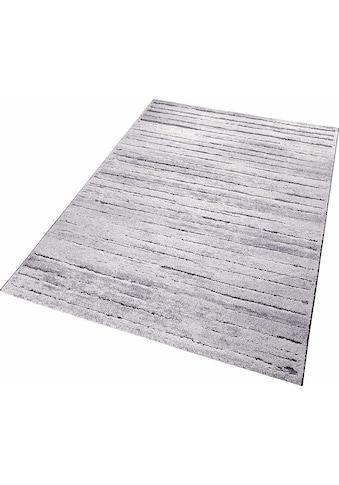 Wecon home Teppich »Woodland«, rechteckig, 13 mm Höhe, Wohnzimmer kaufen