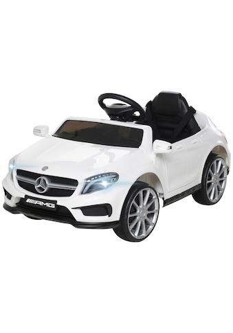 MIWEBA Elektro - Kinderauto »Mercedes - Bent AMG GLA45«, für Kinder ab 3 Jahre, 12 V kaufen