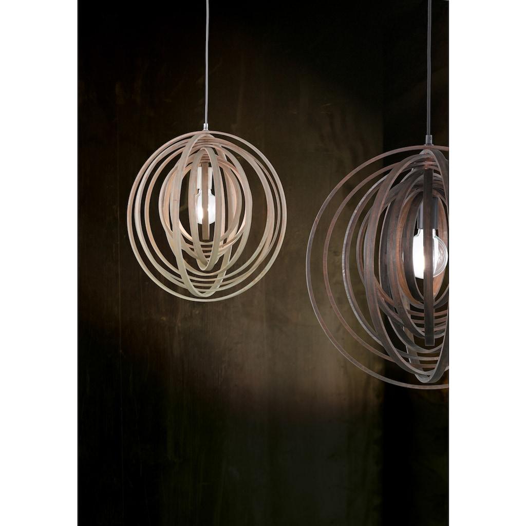 TRIO Leuchten Pendelleuchte »BOOLAN«, E27, Hängeleuchte, Hängelampe