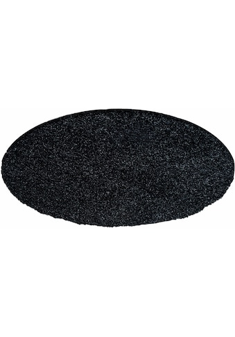 Ayyildiz Hochflor-Teppich »Dream Shaggy«, rund, 50 mm Höhe, Wohnzimmer kaufen