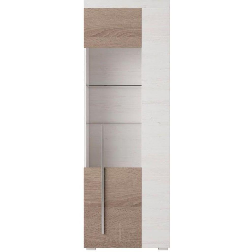 Helvetia Vitrine »Roger«, Höhe 160 cm