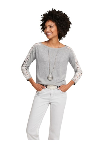LINEA TESINI by Heine 3/4 Arm-Pullover »Pullover« kaufen