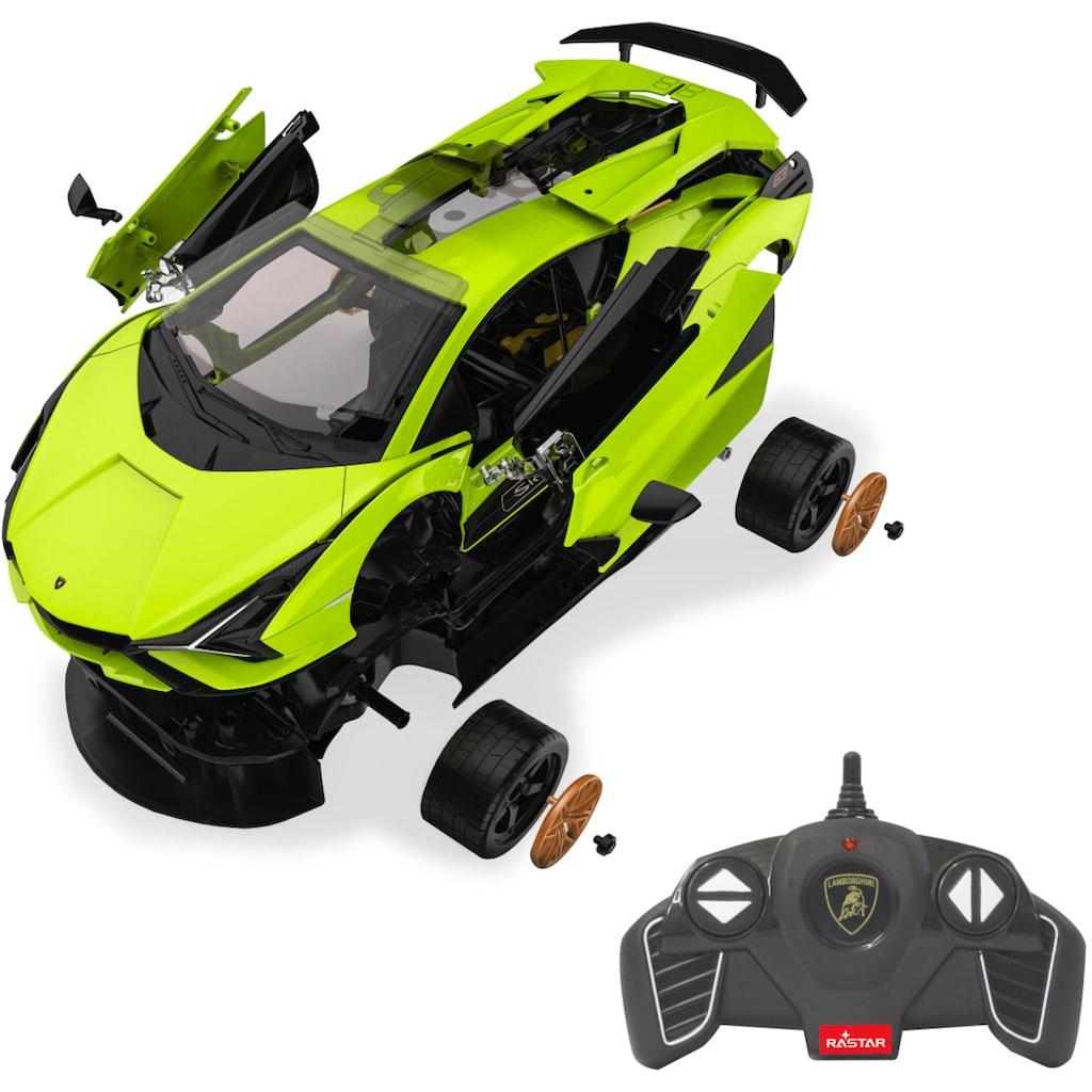 Jamara RC-Auto »Lamborghini Sián FKP 37«, Bausatz