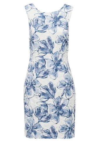MORE&MORE Printed Jacquard Dress Active kaufen