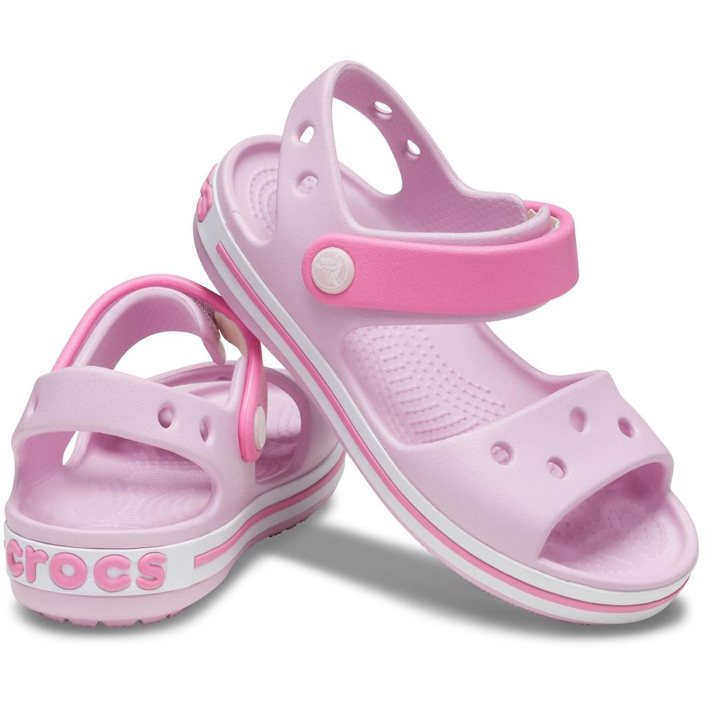 Crocs Sandale »Crocband«, mit praktischem Klettverschluss