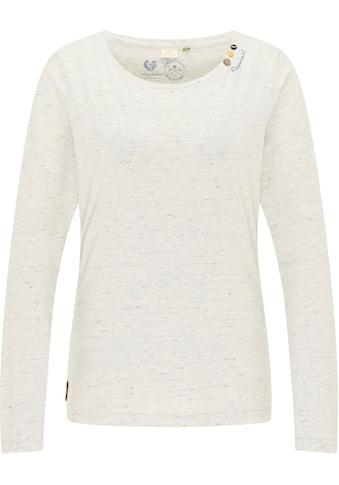 Ragwear Plus T - Shirt »FLORAH LONG ORGANIC PLUS« kaufen
