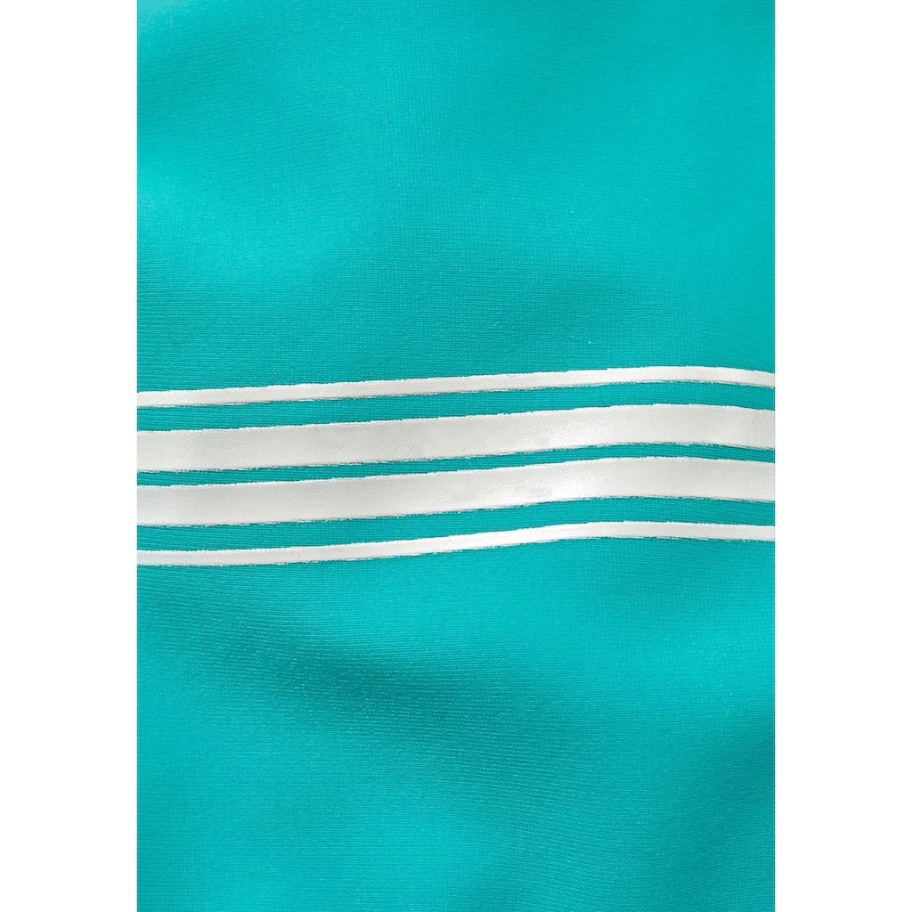 KangaROOS Bustier-Bikini »Sporty«, mit sportlichem Frontdruck