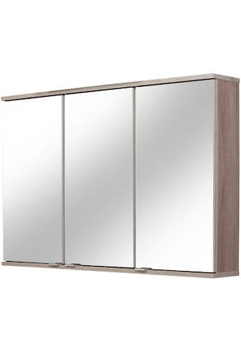 FACKELMANN Spiegelschrank »Lavella und Rondo«, Breite 100,5 cm, Badspiegelschrank mit... kaufen