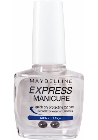 MAYBELLINE NEW YORK Überlack »Express Manicure« kaufen
