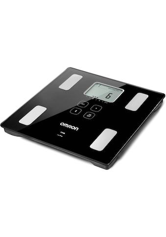 """Omron Körper - Analyse - Waage """"VIVA HBF - 222T - EBK"""" kaufen"""