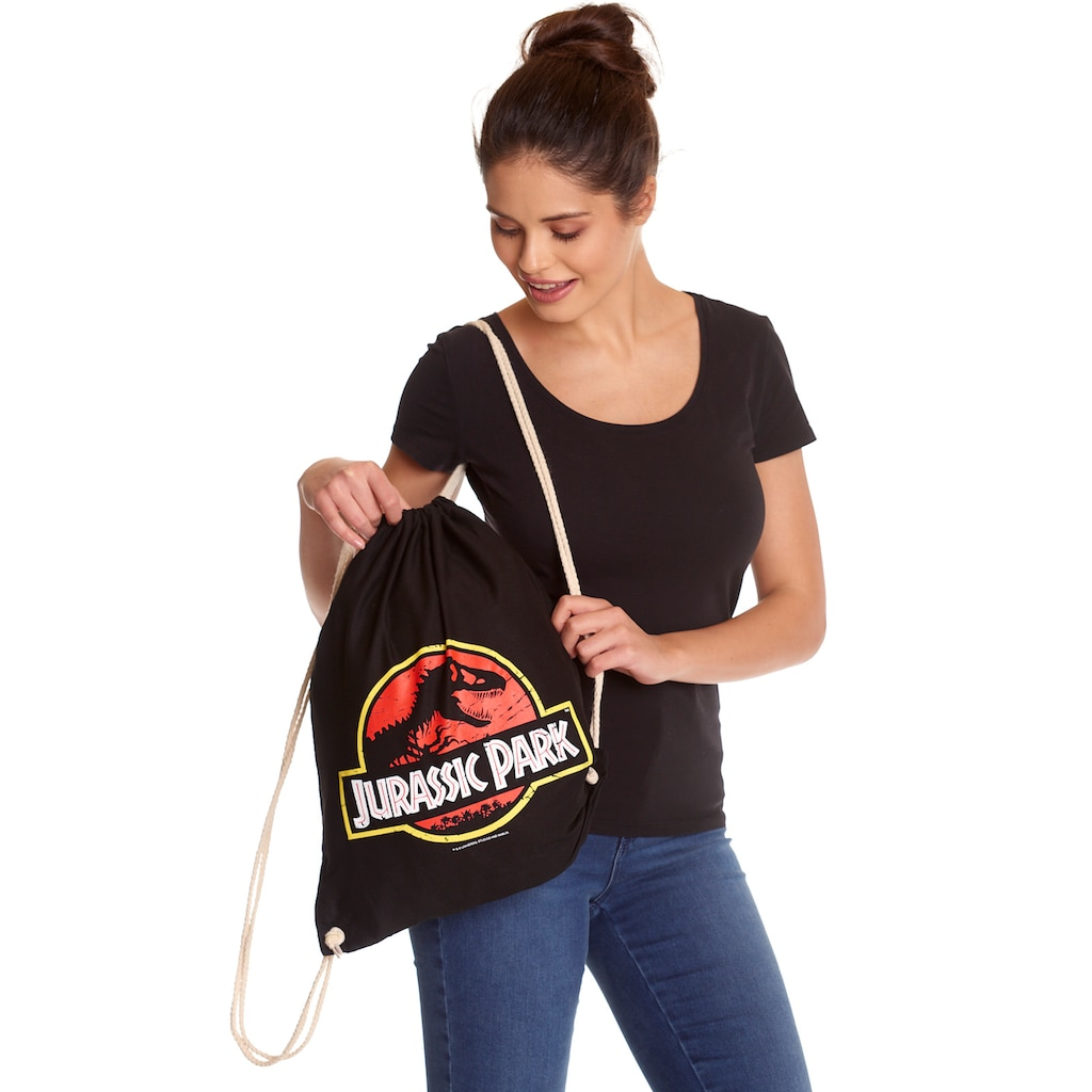 Nastrovje Potsdam Turnbeutel »Jurassic Park Logo Gym Bag«
