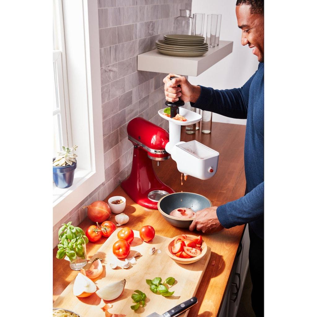 KitchenAid Pürieraufsatz »5KSMFVSP: funktioniert nur in Verbindung mit dem Fleischwolf 5KSMFGA (nicht im Lieferumfang enthalten)«
