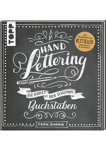 Buch »Handlettering. Die Kunst der schönen Buchstaben / Frau Annika« kaufen
