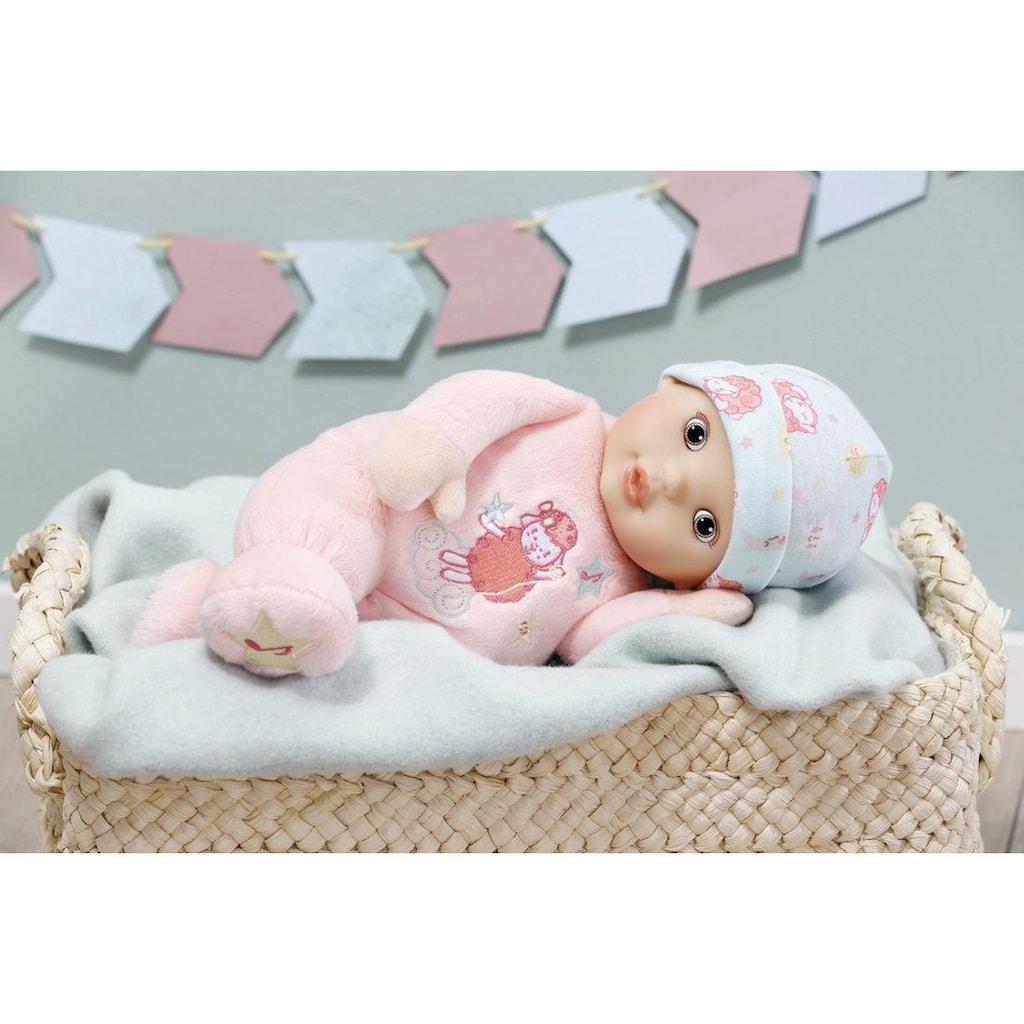 Baby Annabell Babypuppe »Sleep Well for babies«, mit Aufnahme- und Abspielfunktion