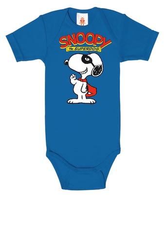 LOGOSHIRT Baby-Body mit niedlichem Snoopy-Motiv kaufen