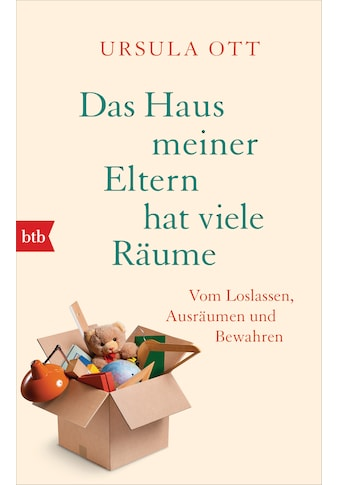 Buch »Das Haus meiner Eltern hat viele Räume / Ursula Ott« kaufen