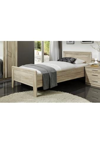 WIEMANN Holzbett »Meran«, in Komforthöhe kaufen