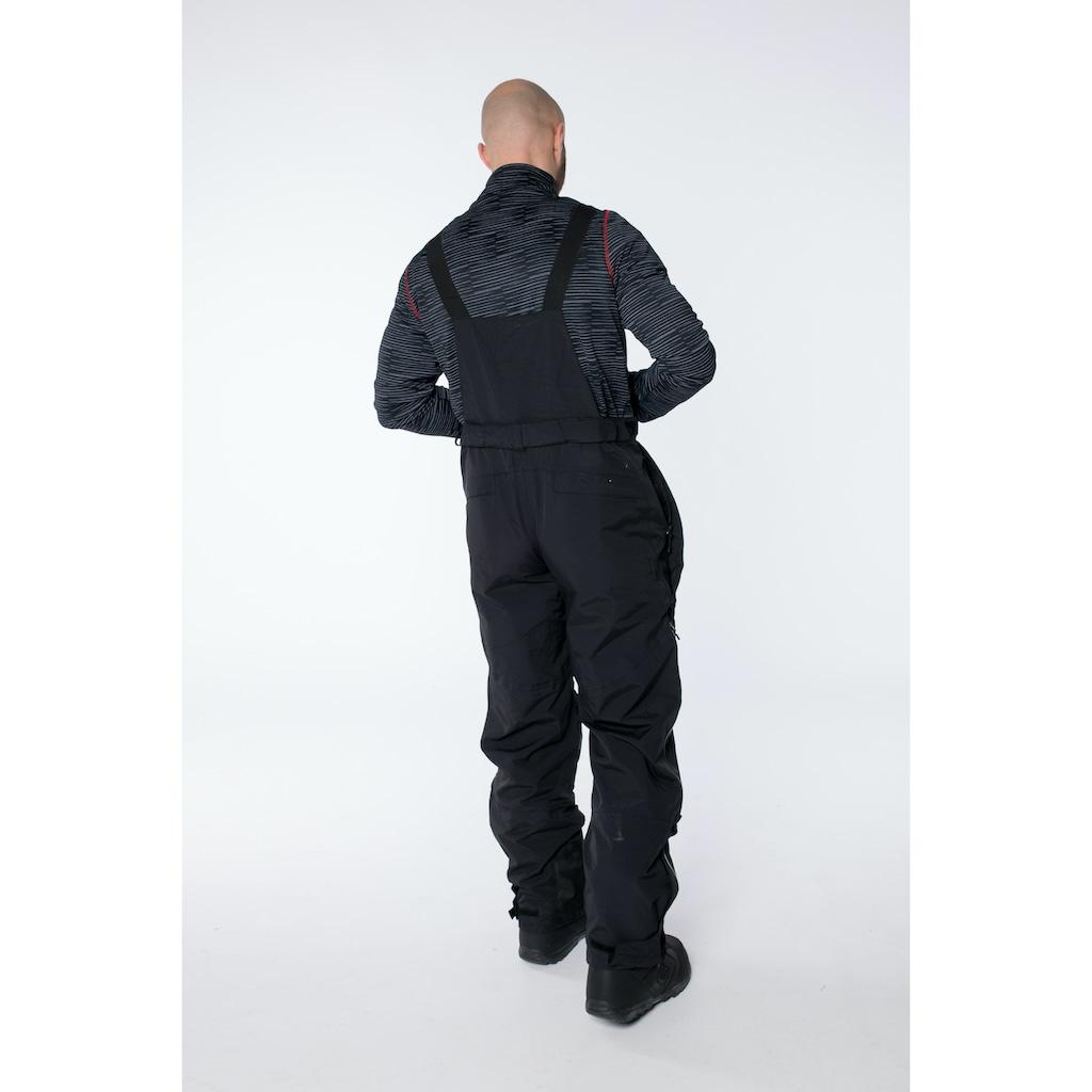 DEPROC Active Skihose »SPITZBERGEN MEN II«, auch in Großen Größen erhältlich