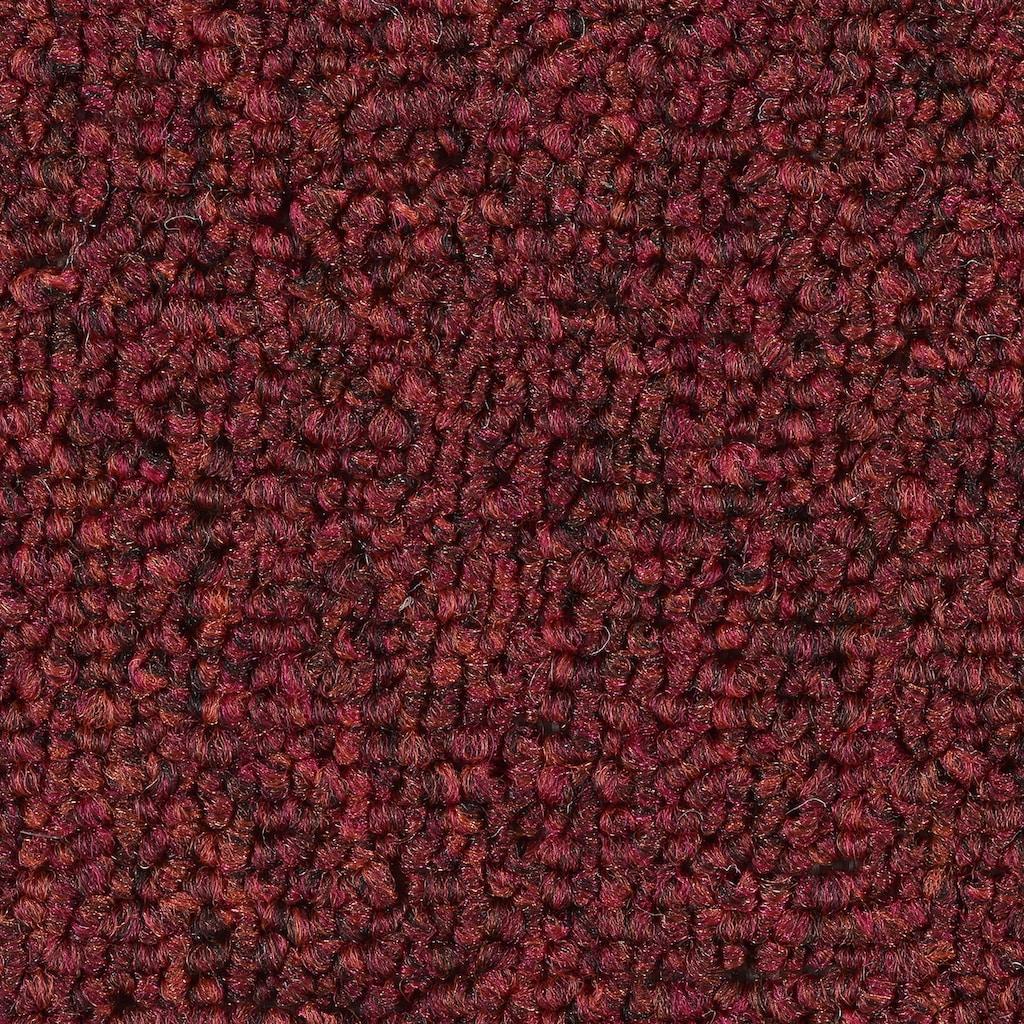 Bodenmeister Teppichboden »Schlinge gemustert«, rechteckig, 6 mm Höhe, Meterware, Breite 500 cm, uni, Wunschmaß