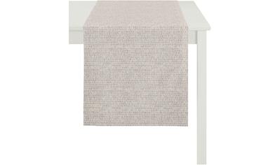 Tischläufer, »1103 Loft Style, Jacquard«, APELT (1 - tlg.) kaufen