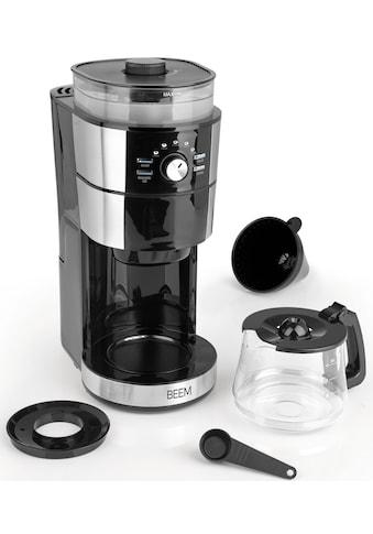 BEEM Kaffeemaschine mit Mahlwerk »Fresh-Aroma-Intense«, Papierfilter, 1x4, Glas kaufen