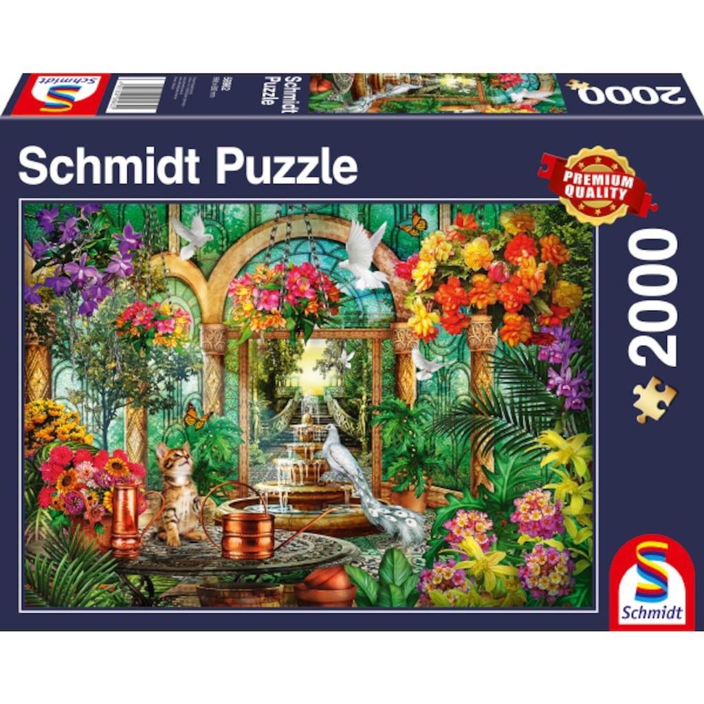 Schmidt Spiele Puzzle »Atrium«, Made in Germany