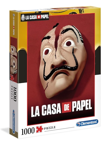 Clementoni® Puzzle »Special Series - Das Haus des Geldes«, Made in Europe kaufen