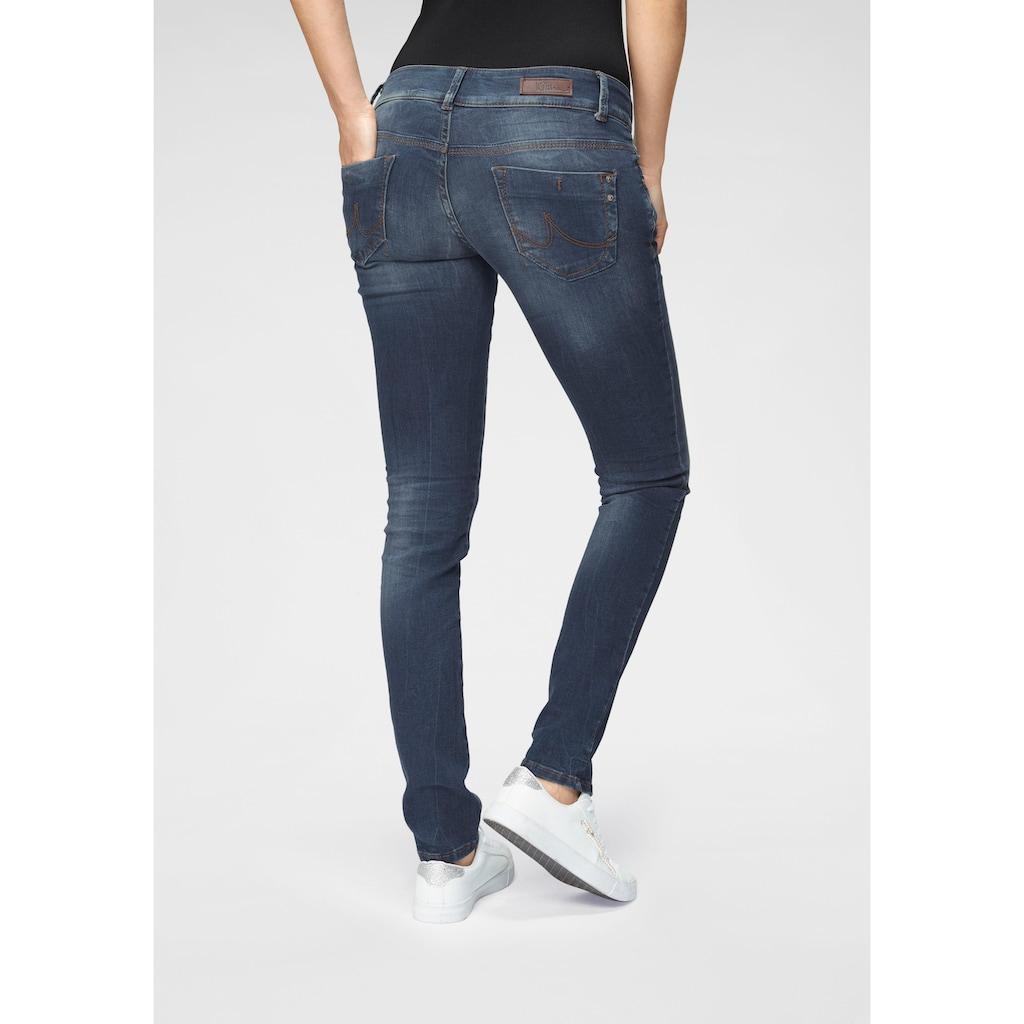 LTB Slim-fit-Jeans »MOLLY«, mit komfortablem Doppelknopf-Bund