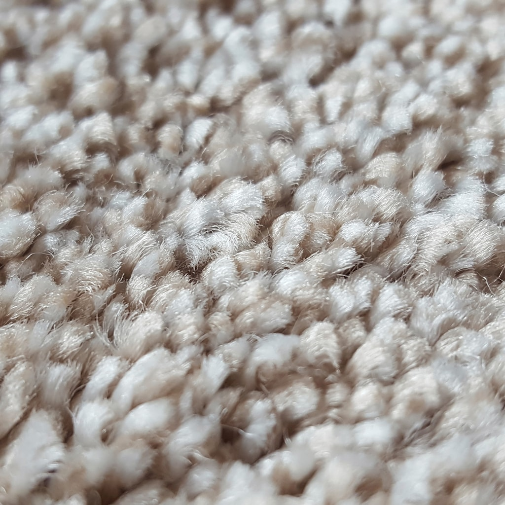 Andiamo Teppichboden »Narmadab beige«, rechteckig, 13 mm Höhe, Meterware, Breite 500 cm, antistatisch, schallschluckend
