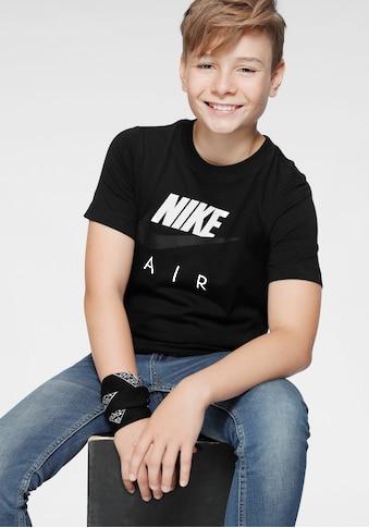 Nike Sportswear T - Shirt »BOYS NIKE SPORTSWEAR TEE NIKE AIR« kaufen