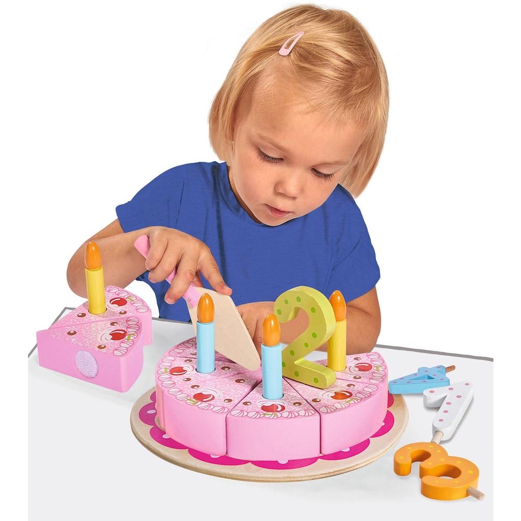 Eichhorn Spiellebensmittel »Kuchen, 18tlg.«