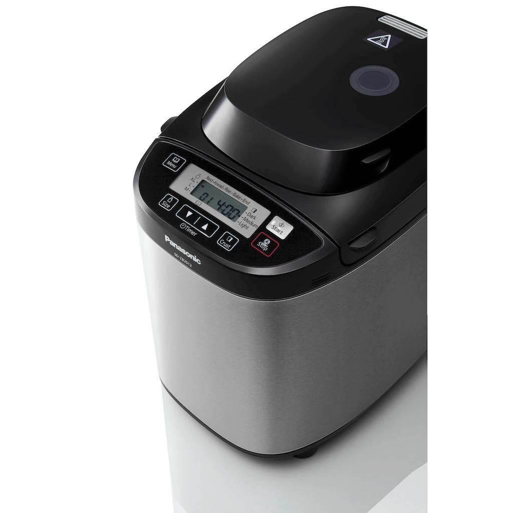 Panasonic Brotbackautomat SD-ZB2512KXE, 20 Programme, 550 Watt