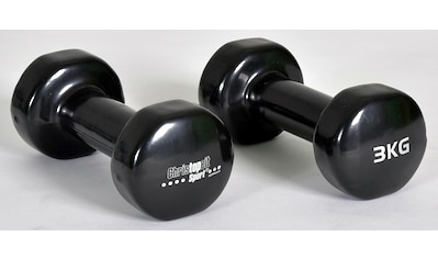 Christopeit Sport® Hantel 6,0 kg (2 - tlg.) kaufen