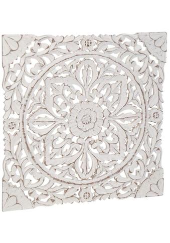 Schneider Wanddekoobjekt »Holz - Ornamentik« kaufen