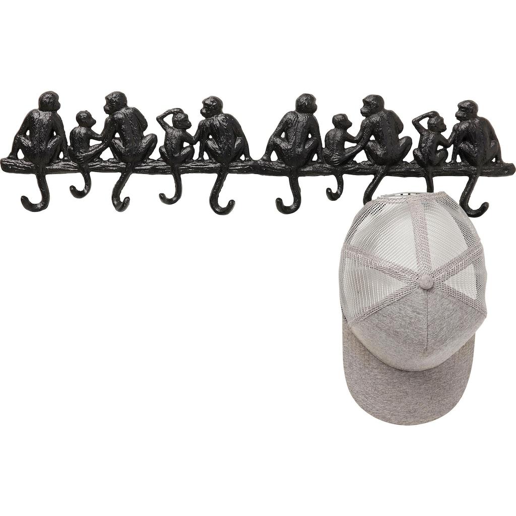 KARE Garderobenleiste »Monkey Family«