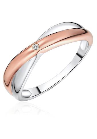 Rafaela Donata Diamantring »ST118«, (1 tlg.), mit Diamant kaufen