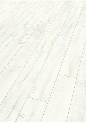 EGGER Packung: Designboden »EHC023 Fortland Eiche weiss«, 1292 x 193, Stärke: 8 mm kaufen