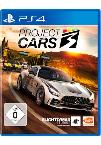 Project Cars 3 PlayStation 4 kaufen